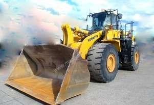 2015 Komatsu WA500-7 Articulated Wheel Loader