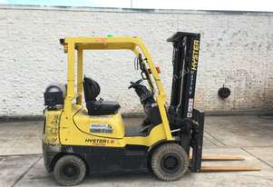 1.8T - 3 Stage Mast Counterbalance Forklift