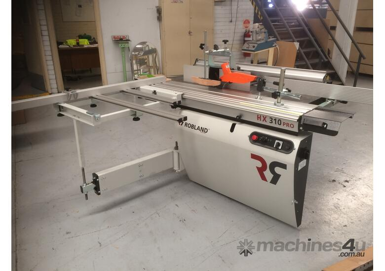 ROBLAND COMBINATION MACHINE NX PRO410,4 STATION, 3PHASE .