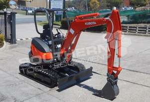 KUBOTA U25 2.5Ton Mini Excavator UNUSED MACHEXC