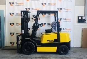 Yale 2.5 tonne Counterbalanced Diesel Forklift