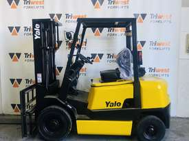 Yale 2.5 tonne Counterbalanced Diesel Forklift - picture2' - Click to enlarge