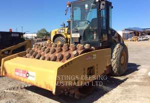 CATERPILLAR CP76 Vibratory Single Drum Pad
