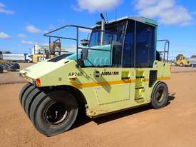 Ammann AP240 Multi Tyre Roller - picture0' - Click to enlarge