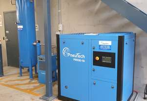 FOCUS PNEUMATICS SB-V Series 30hp (22kW) Variable Speed Rotary Screw Air Compressor