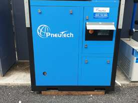 Pneutech PR Series 30hp (22kW) Variable Speed Rotary Screw Air Compressor - picture3' - Click to enlarge
