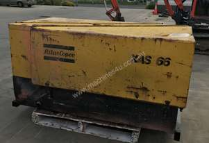 Atlas Copco XAS66DD 130cfm Air Compressor