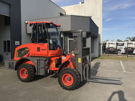 2018 Summit 3 Tonne 4WD Rough Terrain Forklift with  3 Stage 4.5 meter Mast - picture1' - Click to enlarge