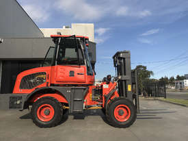 2018 Summit 3 Tonne 4WD Rough Terrain Forklift with  3 Stage 4.5 meter Mast - picture3' - Click to enlarge