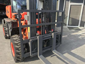2018 Summit 3 Tonne 4WD Rough Terrain Forklift with  3 Stage 4.5 meter Mast - picture8' - Click to enlarge