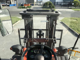 2018 Summit 3 Tonne 4WD Rough Terrain Forklift with  3 Stage 4.5 meter Mast - picture10' - Click to enlarge