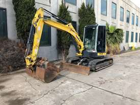 2013 Yanmar VIO55-5B  - picture3' - Click to enlarge