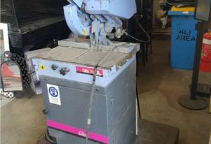 MEP COBRA COLD SAW, Model 350 2-Speed Aluminium & Metal, Made in ITALY, 350mm Blade $ 1,500 * SOLD *