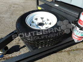 Diesel Fuel Trailer 1200L Mine Spec Digital counter TFPOLYDT  - picture7' - Click to enlarge