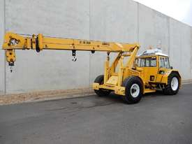 Linmac BHB  Truck Mounted Crane Truck Mounted Crane - picture0' - Click to enlarge
