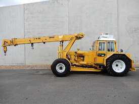 Linmac BHB  Truck Mounted Crane Truck Mounted Crane - picture1' - Click to enlarge