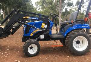 New Holland Boomer 1030 FWA/4WD Tractor
