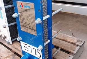 Plate Heat Exchanger, APV, T4-M10/3