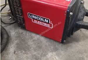 Lincoln MINIBUSTER MB-190A Fume Extractor