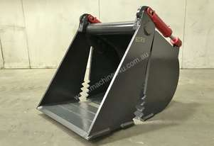UNUSED 600MM 4 IN 1 BUCKET TO SUIT 6-8T EXCAVATOR E035