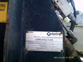optic fibre winch on tray ex Telstra ,  - picture4' - Click to enlarge