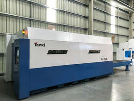 Yawei Fiber Lasers. 1kW to 15kW. All of the specs you'd expect, coupled with exceptional value. - picture7' - Click to enlarge