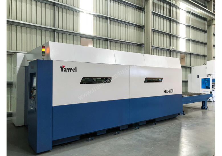 Yawei Fiber Lasers. 1kW to 15kW. All of the specs you'd expect, coupled with exceptional value.