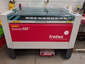 Trotec Speedy 400 120watts laser engraver. - picture0' - Click to enlarge