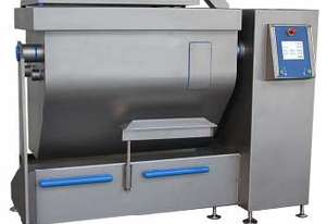 500L Z Arm Mixer (Hydraulic tilt and lid opening)