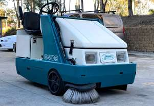 Tennant   6400 Sweeper