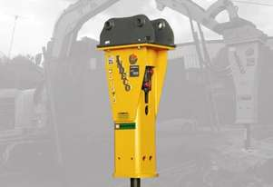 Indeco HP500 Rock Breaker suits 3.5 - 6.5 T Excavators