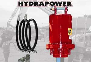 Hydrapower NK2 Auger Drive / Earth Drill suits Excavators to 6 Tonnes