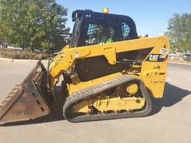 2017 CAT 239D TRACK LOADER, FULL SPEC WITH 875 HOURS - picture7' - Click to enlarge