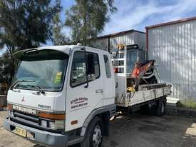 Positrac / Tipper combination with attachments READY TO WORK! - picture0' - Click to enlarge