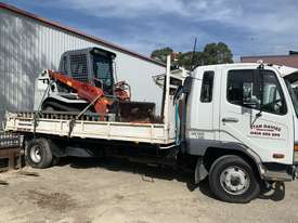 Positrac / Tipper combination with attachments READY TO WORK! - picture1' - Click to enlarge