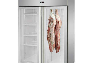 MPA1410TNG Large Double Door Upright Dry-Aging Chiller Cabinet - Smoking Oven