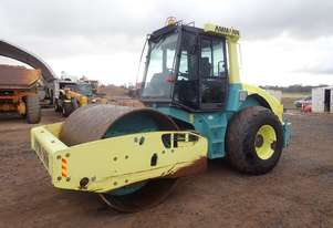 Ammann ASC130D Smooth Drum Roller