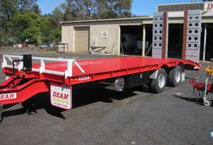 Dean Trailer Tandem Axle Tag-Along Trailer