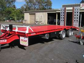 Tandem Axle Tag-Along Trailer - picture0' - Click to enlarge