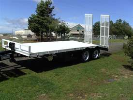Tandem Axle Tag-Along Trailer - picture1' - Click to enlarge