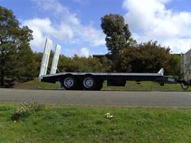 Tandem Axle Tag-Along Trailer - picture2' - Click to enlarge