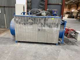 Hot water boiler - picture0' - Click to enlarge