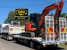 Combo Tipper, Excavator 2018, Bobcat 2018, Tag Trailer 2019 with work. TS493 - picture0' - Click to enlarge