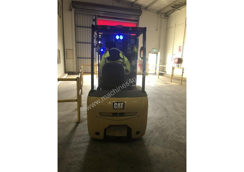 ACT 1.8 Tonne Electric Forklift