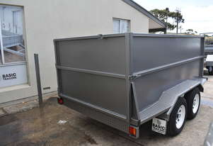 1000mm High Side Hydraulic Tipper Trailer 8x5