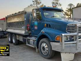 2006 Sterling Alloy Tipper with Tefco Quad Alloy Trailer.  TS496 - picture0' - Click to enlarge
