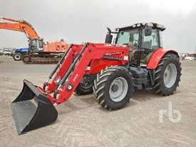 MASSEY FERGUSON 7614 MFWD Tractor - picture0' - Click to enlarge