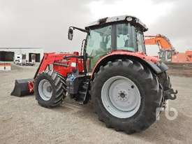 MASSEY FERGUSON 7614 MFWD Tractor - picture1' - Click to enlarge
