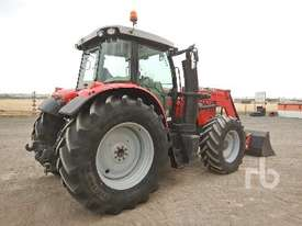 MASSEY FERGUSON 7614 MFWD Tractor - picture2' - Click to enlarge