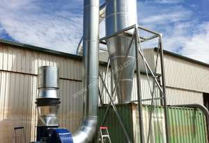 Ezi Duct Cyclones for dust collection